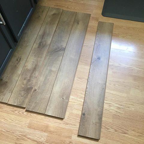 Camden Oak Laminate Flooring Zef Jam
