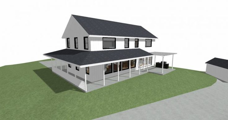 Modern Farmhouse Design Petite Modern Life